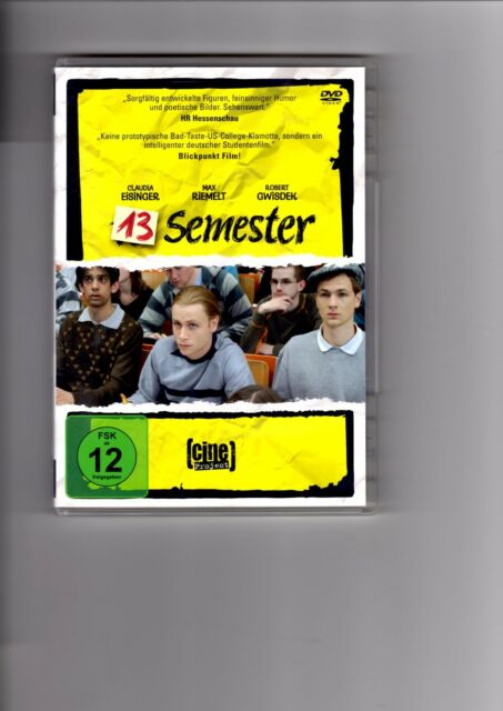 CineProject: 13 Semester - Der frühe Vogel kann mich mal (2010) DVD #20139