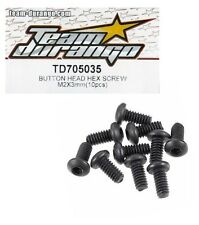 Team Durango TD330601 2mm Hex Ball M3x10mm