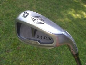Top-Flite-TOUR-Oversize-PITCHING-WEDGE-Right-Graphite-S-90-Firm-Golf-Club-PW
