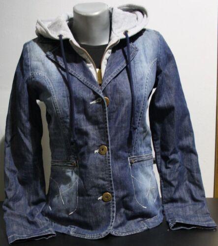 "PCL Jeans Da Donna Giacca 4048 /""Sherry/"" con cappuccio Giacca Hoody Pullover Berlino WEDDING"