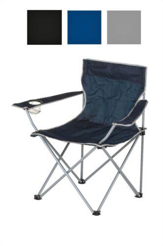 Chaise pliante pliante chaise de jardin chaise de pêche Chaise de camping avec Boissons Support