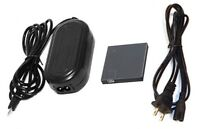Ac Adaptor For Panasonic Dmc-fh20 Dmc-fh22 Dmc-fs4 Dmc-fs6 Dmc-fs7 Dmc-fs8