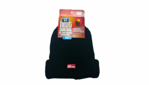 THERMAL BEANIE HAT TOG 4.3 ONE SIZE HEAT CONTROL UNISEX