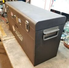 Vintage Kennedy 526 Machinist Tool Chest 8 Drawer With End Mills Amp Taps