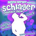 Schlager-Playback-Show Vol.2 von Benny Berger (2010)
