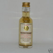 Auchentoshan 10 Years Old  Single Malt Scotch Whisky 43% 50ml Collectors Bottle