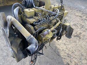 Cummins 5.9 6BT Industrial Engine; GOOD RUNNER!! CPL 1948; 12 Valve P Pump