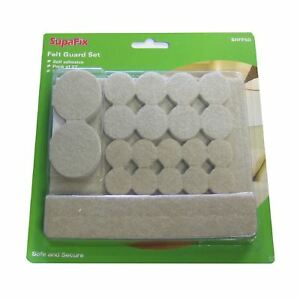 27-Pack-Self-Adhesive-Felt-Pads-Furniture-Floor-Protection-Chairs-Laminate