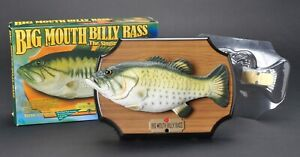 Big-Mouth-Billy-Base-Singing-Fish-1998-Take-Me-To-The-River-Don-039-t-Worry-Be-Happy