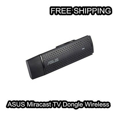 Asus Original Miracast TV Dongle Wireless HDMI High-definition video connector