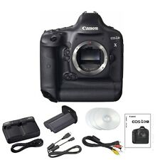 Canon EOS 1D X Digital SLR Camera (1DX) Body Only (BLACK) - - Memorial Day Sale