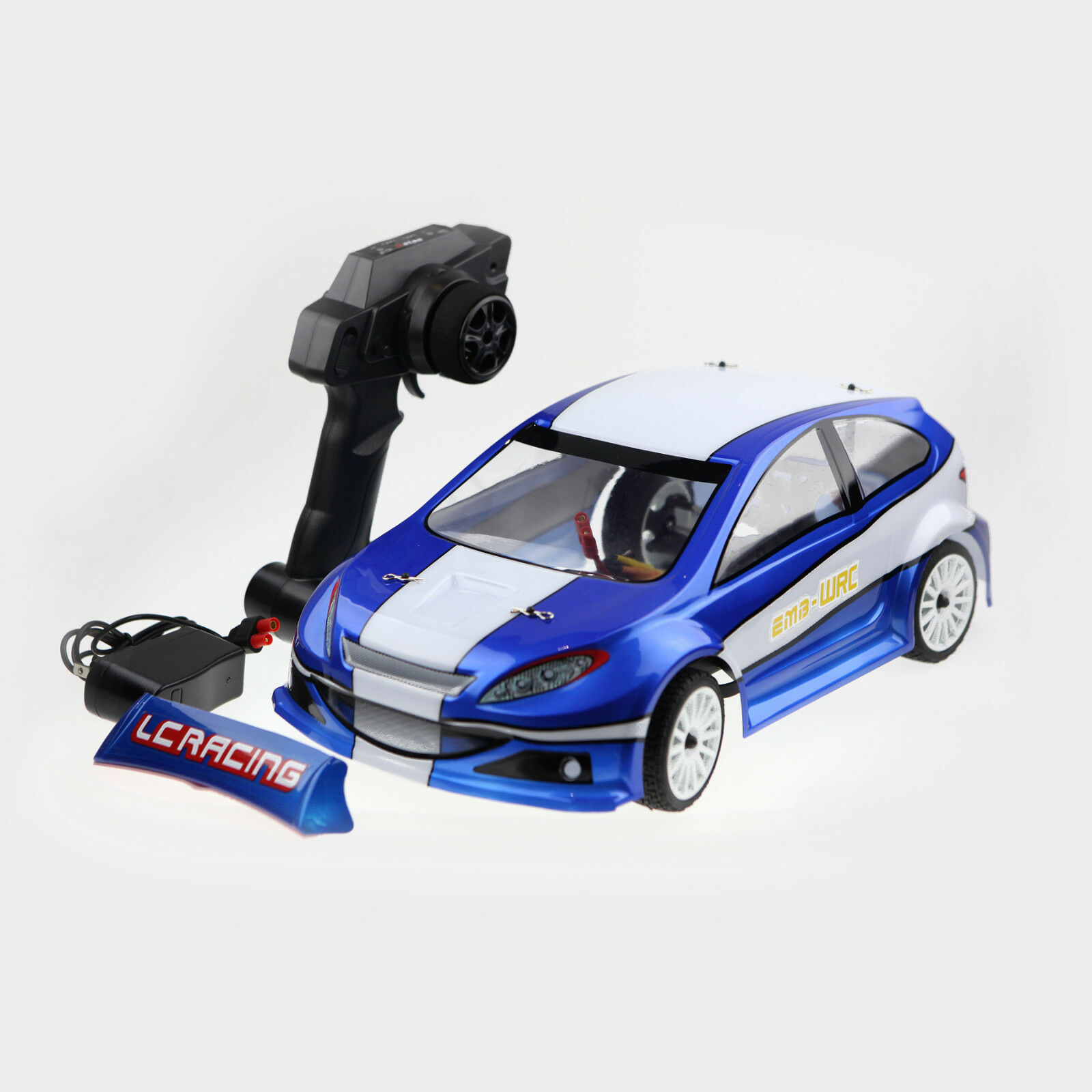 LC Racing  EMB-WRCH 1 14 4WD Rally EP RTR RC Model