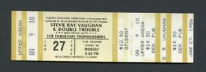 1986-Stevie-Ray-Vaughan-Fabulous-Thunderbird-unused-concert-ticket-Athens-GA