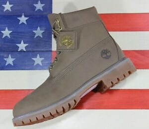 "Humor Timberland 6 "" Classic Premium Stivali Campione Beige Scuro Pelle Nubuck A1ufs To Have A Long Historical Standing Uomo: Scarpe"