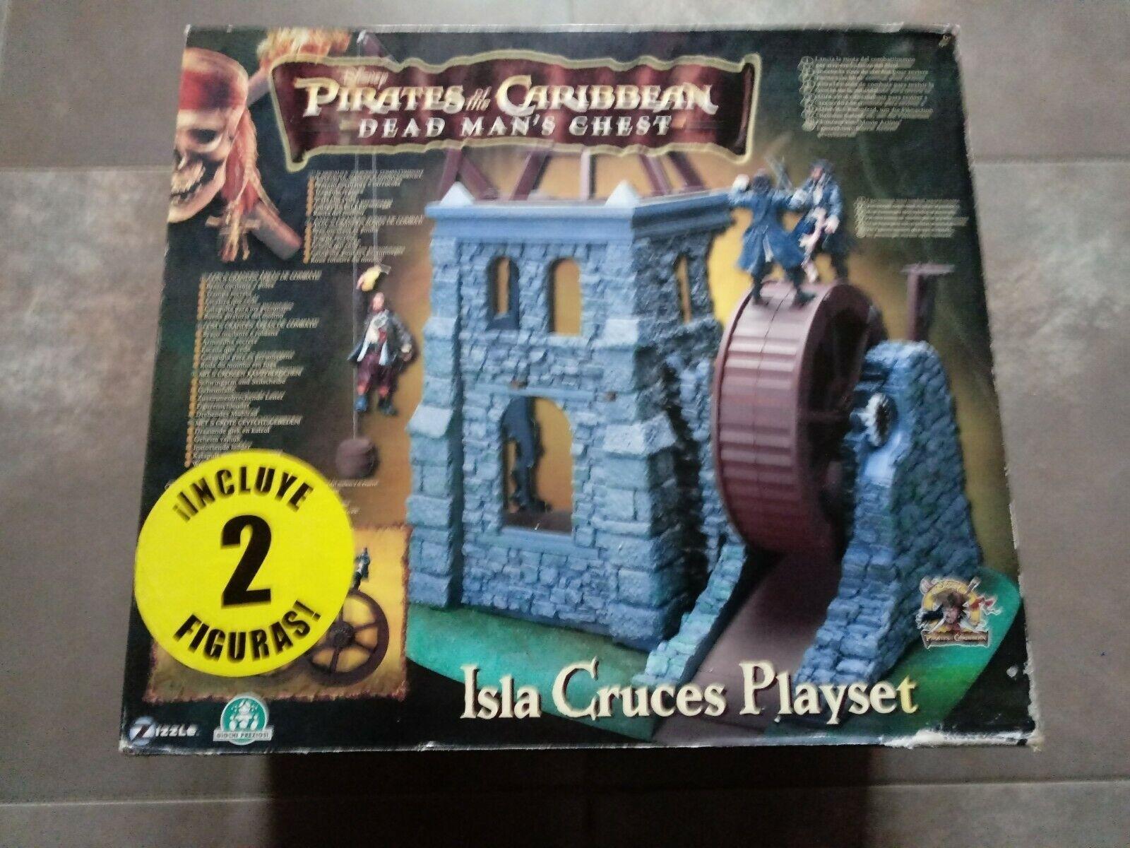 Jugarset Piratas del Cocheibe ISLA CRUCES. NUEVO EN CAJA