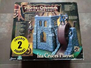 Ensemble de jeu Pirates of the Caribbean Island Cruces.   Nouveau dans la boîte