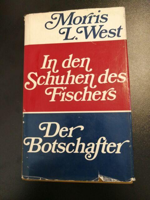 In Den Schuhen Des Fischers der Botschafter Morris L West Gebundene Ausgabe 1965
