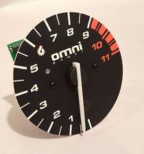 OMNI POWER TACHOMETER HONDA CIVIC EK 96-00 INSTRUMENT GAUGE CLUSTER (9000 RPM)