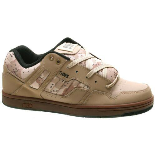 DVS Enduro 125 Tan Camo//Gum Nubuck Shoe