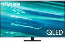 "Samsung QN75Q80AAFXZA 75"" 4K Smart QLED LED TV QN75Q80A 10 Bit 2021"