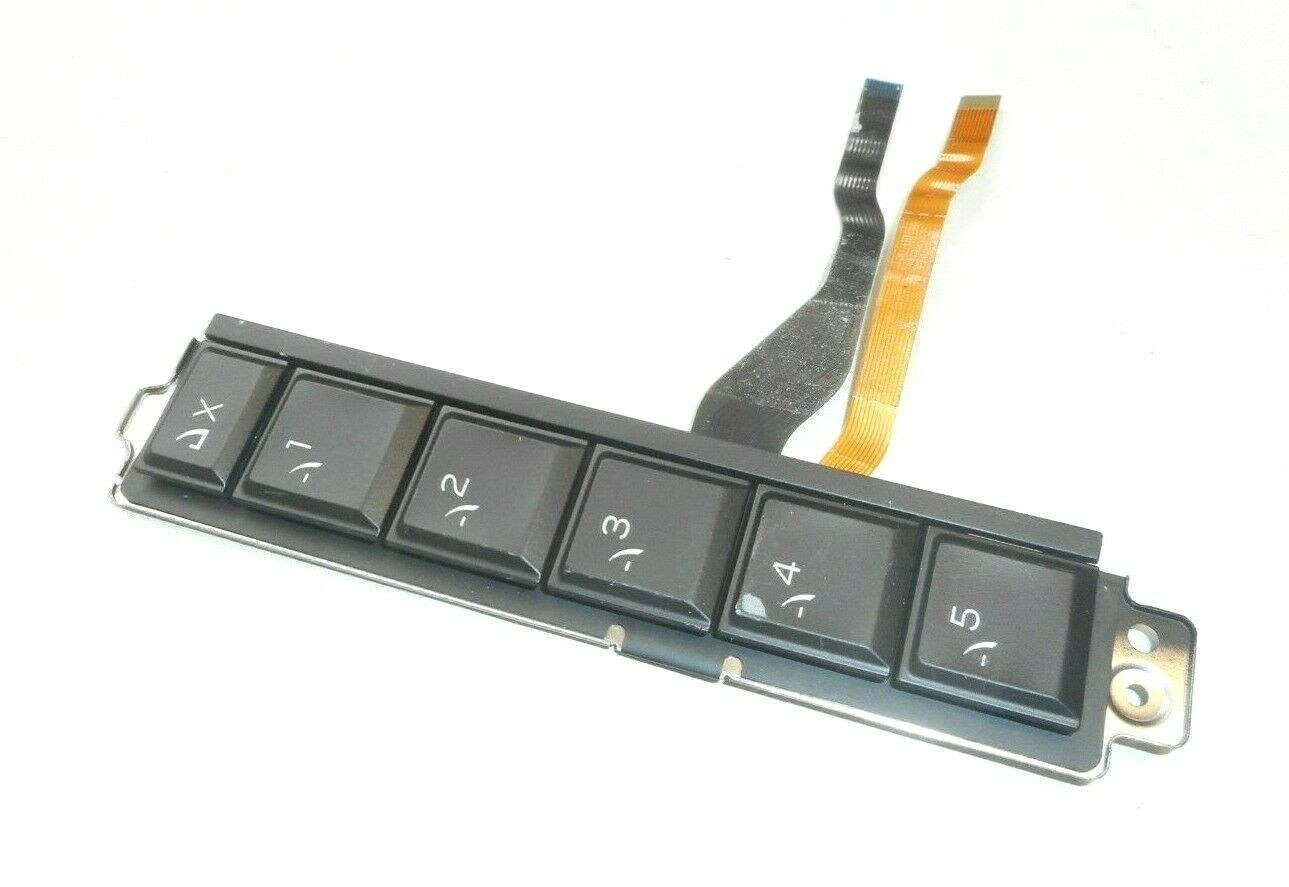 Alienware 15 R5 Hotkeys / Function Keys Keypad For RGB Keyboard YG5CX -- THA01