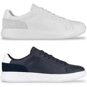 Calvin Klein Fuego Leather Trainers