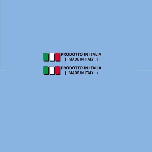 Stickers n.9000 Denti Prodotto In Italia Frame Decals