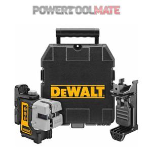 Dewalt DW089K 3 Way Auto Nivellement Multi Line laser DW089K-XJ