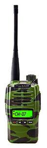 POLMAR EASY MIMETIC PMR446 UHF PORTATILE VERSIONE CONFIGURABILE