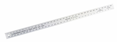 """36/"""" STRAIGHT Heavy Duty Professional Imperial Inch Metal Ruler Window Tint Tool"""