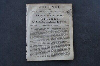 1813 159 / Mainz / André-ernest-modeste Grétry Tot / Stade Bremervörde