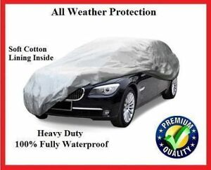 BMW Z4 ALL YEARS HEAVY DUTY COTTON LINED COVER