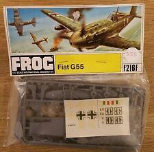 FIAT G55 Frog 1/72 VINTAGE MODEL KIT AEREO Borsa SIGILLATO #335