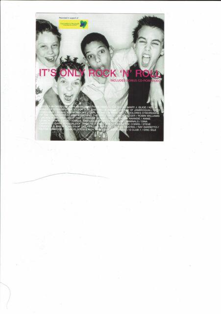 Children's promise - It's only rock 'n' roll - cd 1
