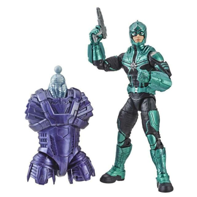 "Kree Sentry Marvel Legends BAF Series 6/"" Action Figure - Yon-Rogg"