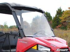 POLARIS RANGER MIDSIZE 500 570 ETX EV CLEAR STANDARD FULL WINDSHIELD 2015+