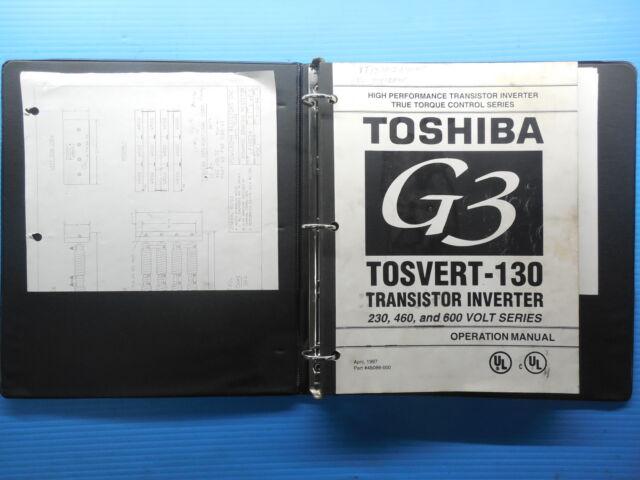 toshiba g3 manual