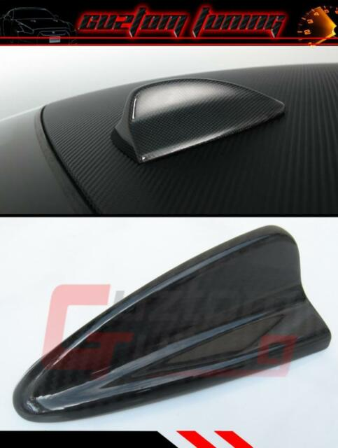 FITS SAAB ALL MODEL SHARK FIN CARBON FIBER ROOF TOP ANTENNA