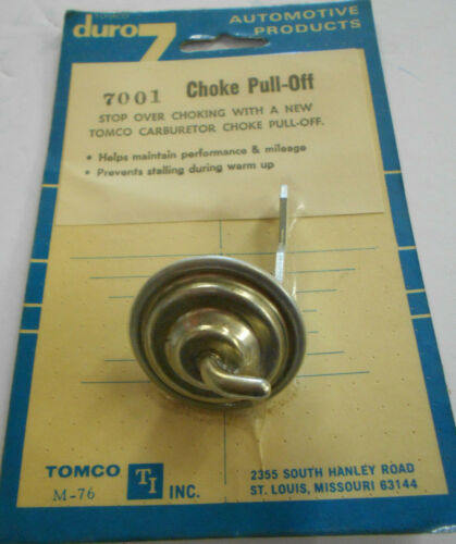 Tomco 7001 Choke Pull-Off 1964-67 Dodge Chrysler 361 383 Stromberg Carburetor