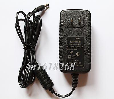 Asian APD WA-18Q12R 12V 1.5A 100-240V 50-60 Hz AC Adapter Power Supply WA18Q12R