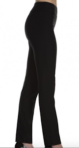 805 Black Slim L's Pants Lisette Leg AUXIwnTPqx