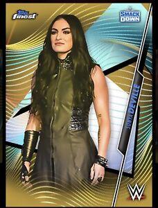 New Listing Topps WWE Slam Digital SONYA DEVILLE GOLD BASE LEGENDARY
