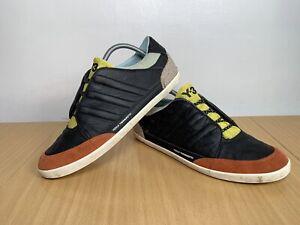 Blue Orange Trainers Size UK 9 B26252