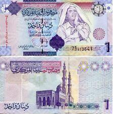 LIBIA - Libya 1 dinar 2009 Gheddafy FDS - UNC