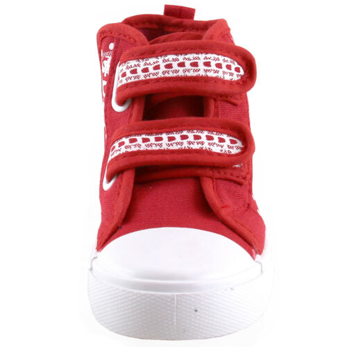 New girl/'s kids casual shoes red polka dots canvas zipper comfort all season
