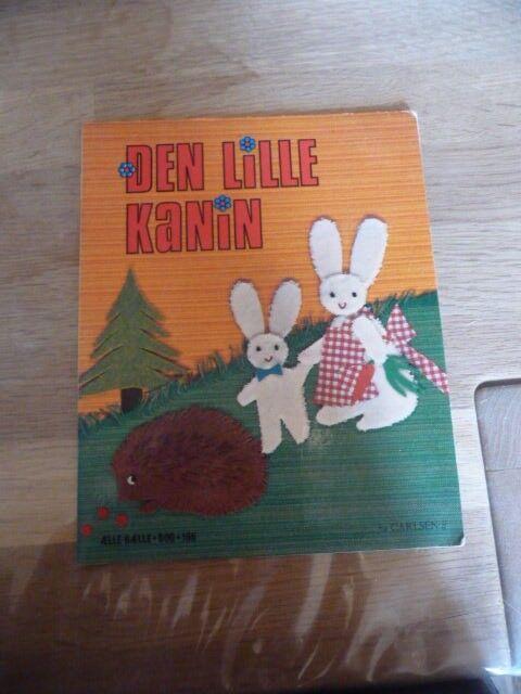 Den lille kanin, Jytte Grindsted