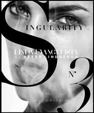 Singularity 2.0 Magazine, Linda Evangelista by Peter Lindbergh NEW