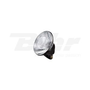 53R Faro bici ø 85mm con lampada e riflettore