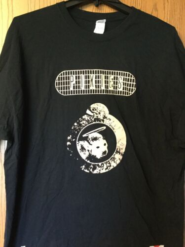 Pixies.    Shirt.   Black.   3XL