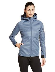 Climastorm Full Mineral Adidas Uk Femmes Veste Zip Blue 12 14 Taille Hooded M jSzLpqGUMV